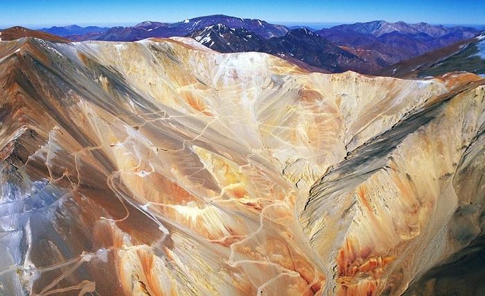 Mina de oro de Pascua-Lama (Chile-Argentina)