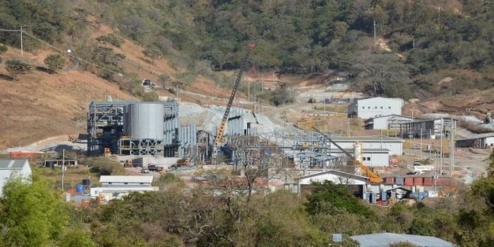 Mina de plata de Escobal (Guatemala)
