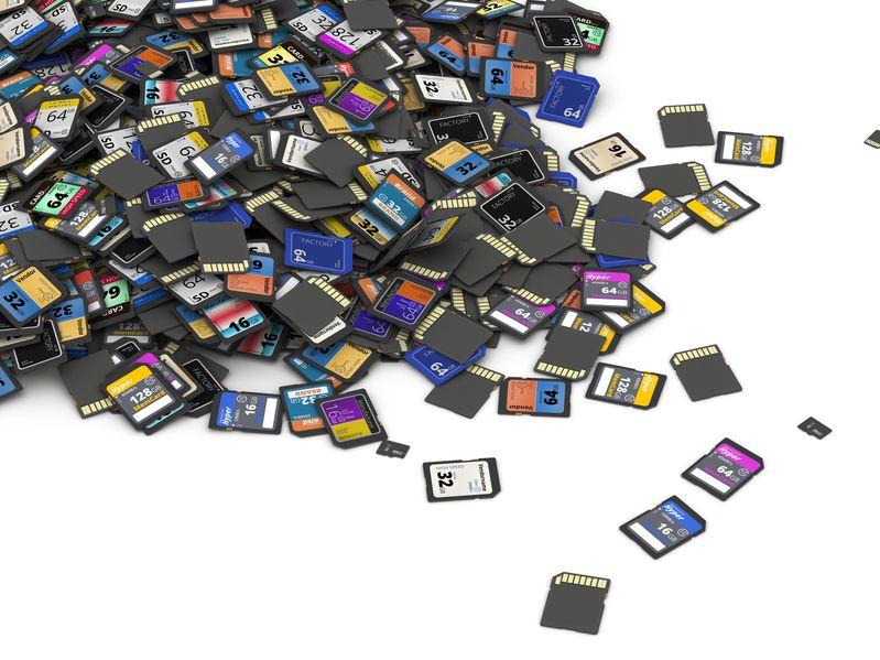 La basura electrónica es una mina de oro para una empresa francesa de reciclaje