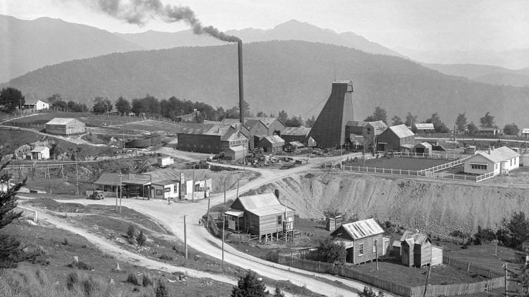Mina de oro de Blackwater (Nueva Zelanda)