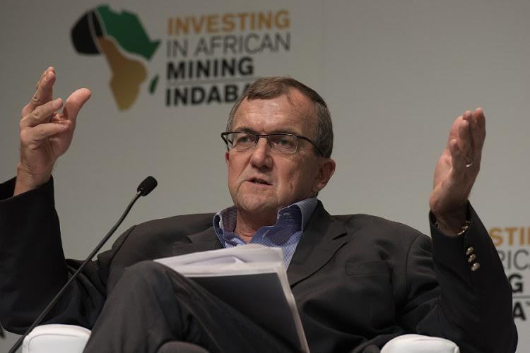 Mark Bristow, presidente y CEO de Barrick Gold
