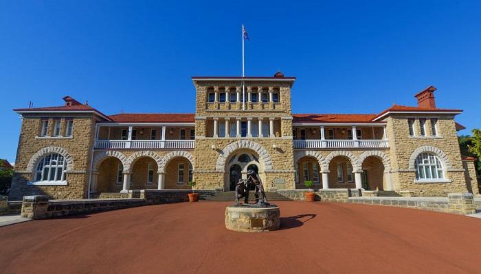 Sede de la Perth Mint (Australia)