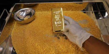 Refinería de oro de Aldango (Ruanda)