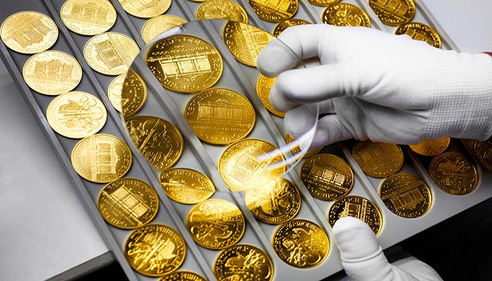 Monedas de oro Filarmónica de Viena  |  Fuente: Oroinformacion.com