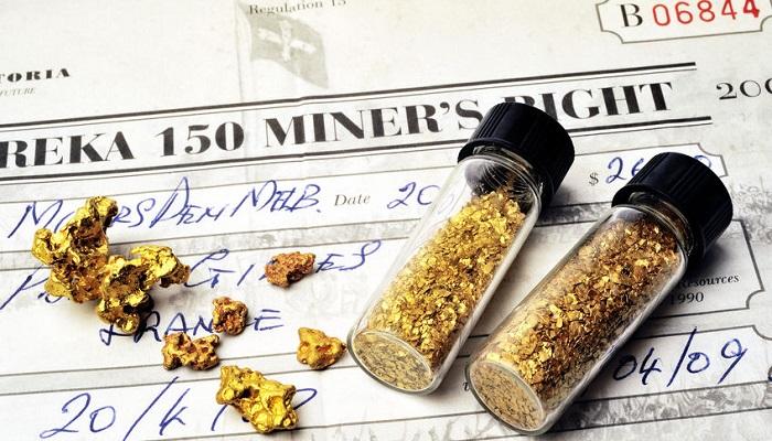 Permiso de explotación minera en Australia