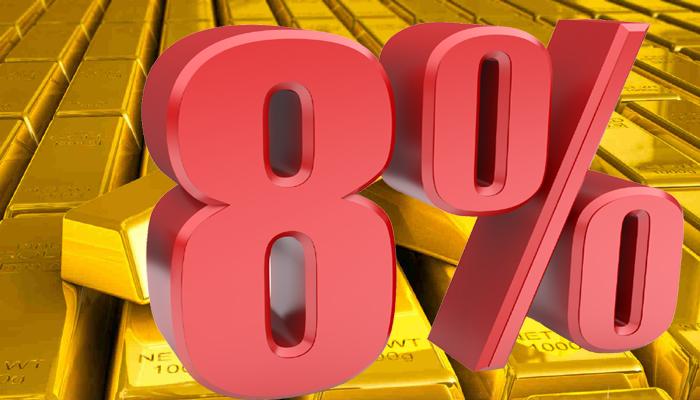 El WGC confirma que la demanda global de oro ha crecido un 8% en el primer semestre