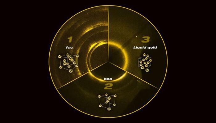 Científicos Estadounidenses Crean A Partir De Oro Una