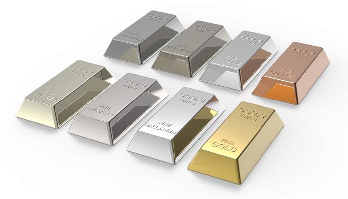 Los metales preciosos señalan en los mercados un estado de muy buena salud