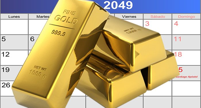 Pronostican el precio del oro para el futuro en 25.000 dólares la onza: ¿locura o posibilidad?