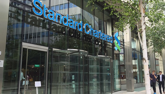 Sucursal del banco Standard Chartered