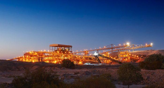 Minería de oro