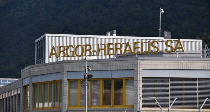 Reanudan sus actividades las tres refinerías de oro suizas cerradas por el Coronavirus