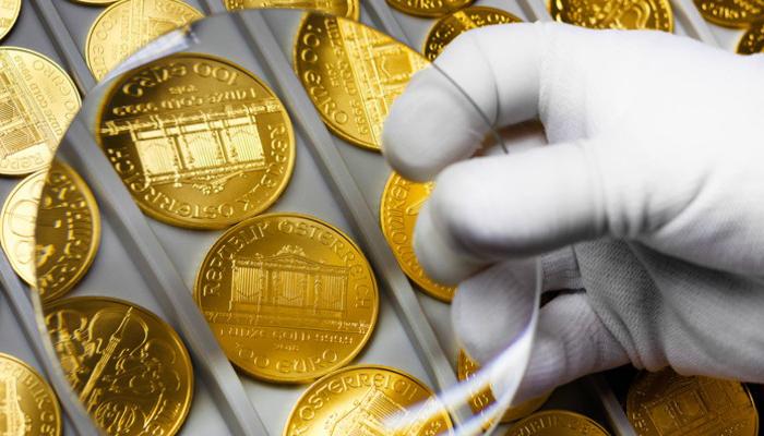 Comprar monedas de oro, una inversión segura