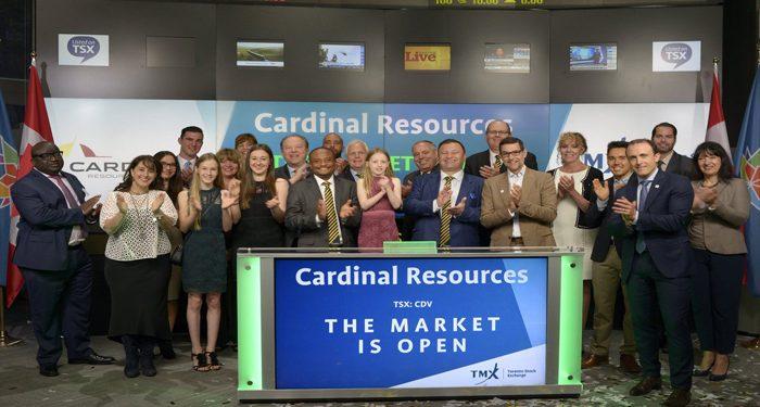 La minera china Shandong Gold comprará Cardinal Resources por 221 millones de dólares
