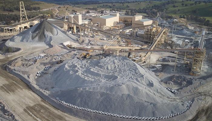 Mina Cadia East (Australia), explotada por Newcrest Mining