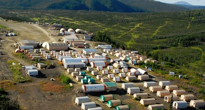 Proyecto de oro de Donlin (Alaska)