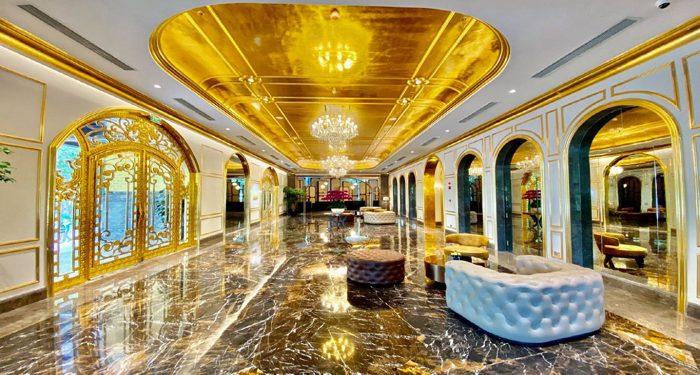 Vietnam estrena en Hanoi el primer hotel bañado en oro del mundo del Hoa Binh Group