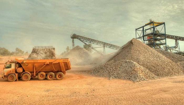 Mina de oro de Loulo-Gounkoto (Mali), explotada por Barrick Gold