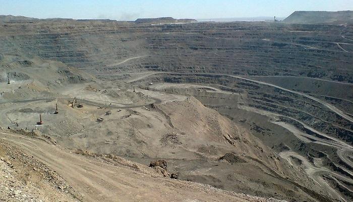 Mina de oro de Muruntau (Uzbekistán)