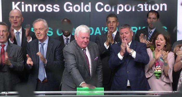 Los accionistas de las mineras canadienses se benefician en un 50% de la subida del oro