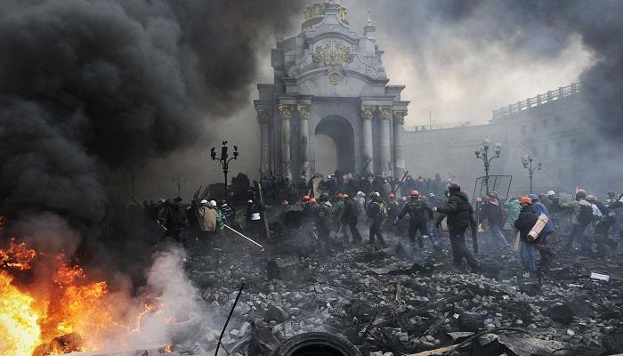 Guerra entre Rusia y Ucrania (2014)