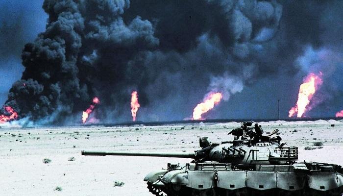 Invasión de Kuwait por parte del ejército de Iraq