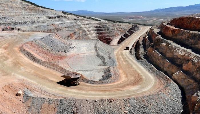 Mina de oro de Long Canyon (Nevada, EEUU)
