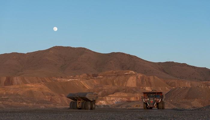Mina de oro de Marigold (Nevada, EEUU)