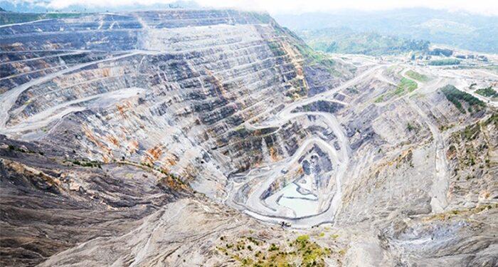 Mina de oro de Porgera (Papúa Nueva Guinea)