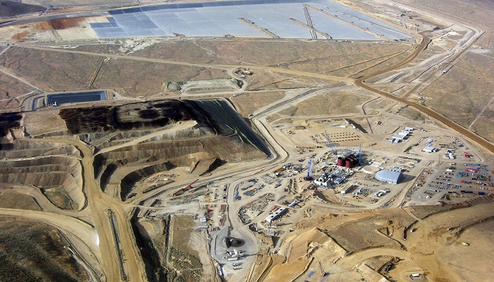 Mina de oro de Phoenix (Nevada, EEUU)
