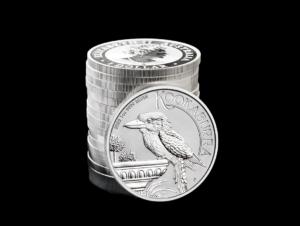 Bullion Cucaburra de plata 2022