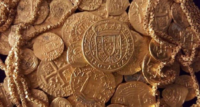 Oro: riqueza para otros